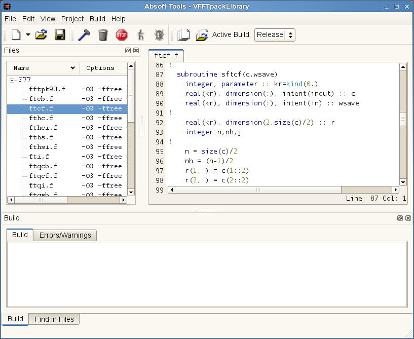Absoft Fortran For Linux