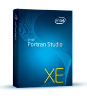 Intel Fortran Studio XE for Linux Single Academic (ESD)