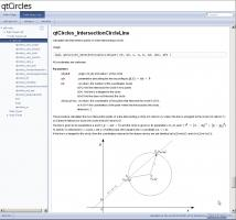 qtCircles