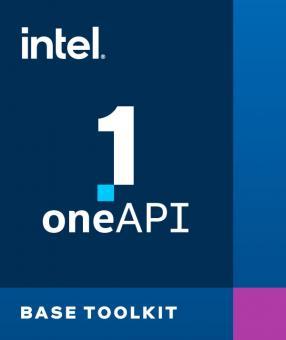 Intel® oneAPI Base Toolkit