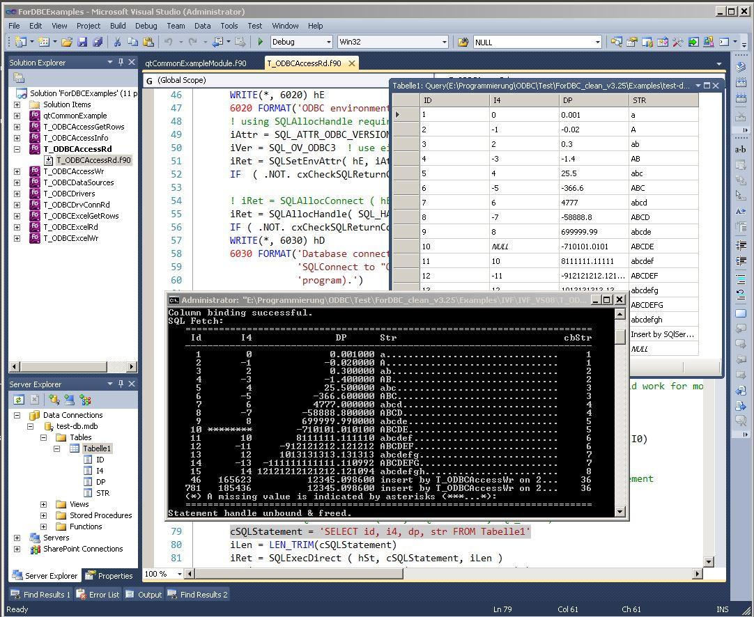 Intel visual fortran compiler download